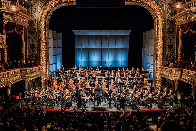 Filmproduktion Imagefilm Eventfilm DHL auf Tournee mit Musikern