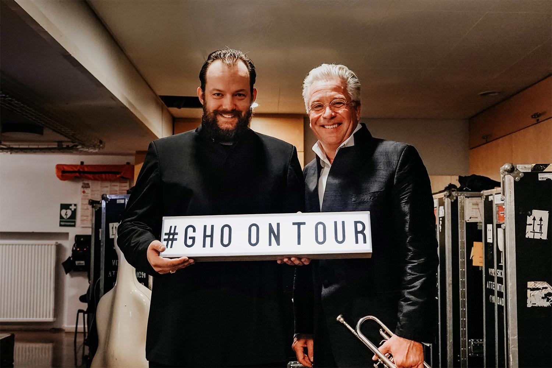 Filmproduktion Imagefilm Eventfilm Gewanshaus Orchester Andris Nelsons auf Tournee