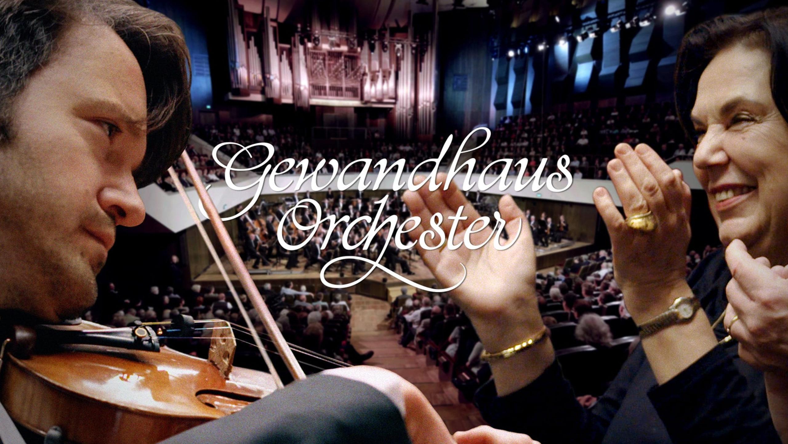 Filmproduktion Imagefilm Gewandhaus Orchester