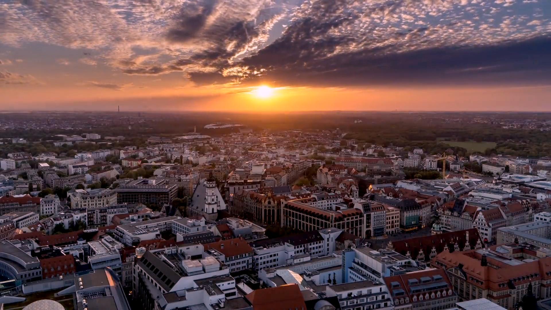 Filmproduktion Imagefilm Mein Leipzig Stadt