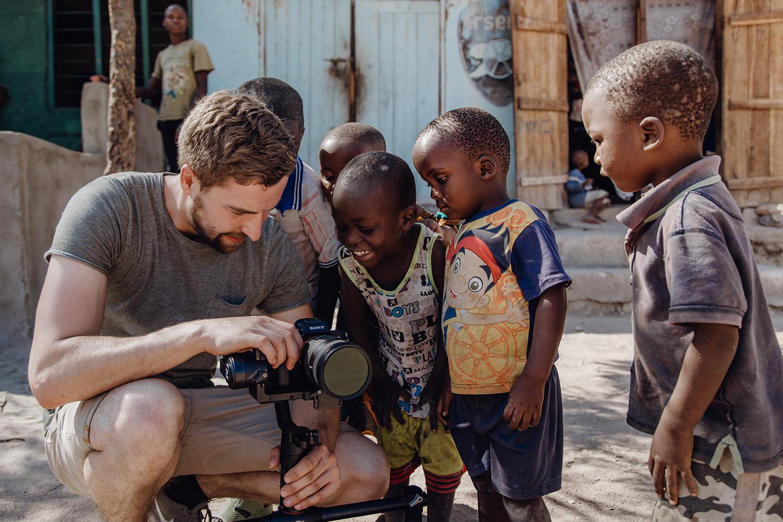 Filmproduktion Imagefilm Afrika Tansania Dreharbeiten Tanzania Unreavelled