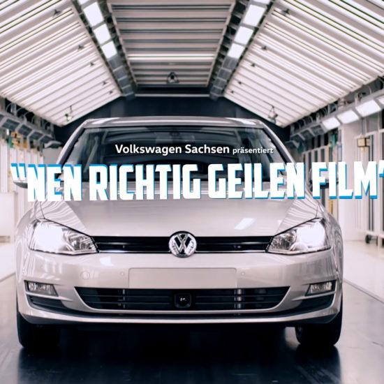 Filmproduktion Imagefilm Recruitingfilm Volkswagen Sachsen
